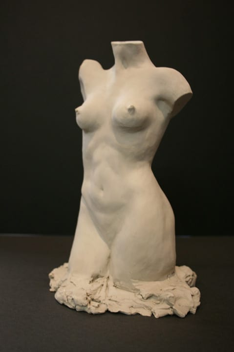 Female Torso Sculpture Figurative Sculptures