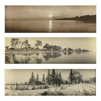 Kelleys Island Panoramic Nostalgia