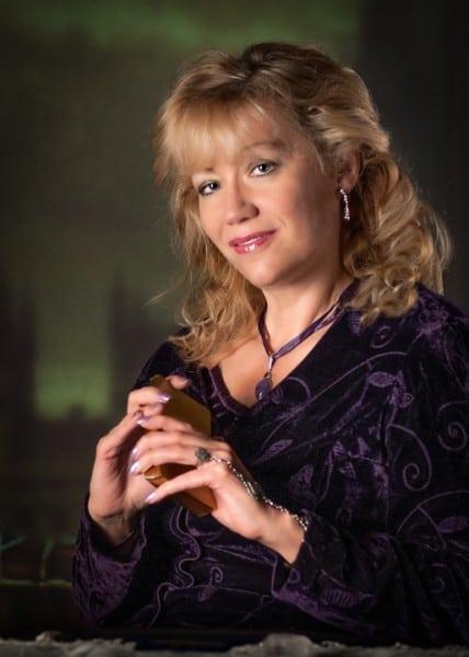 Kelly Patterson, Angel Reader