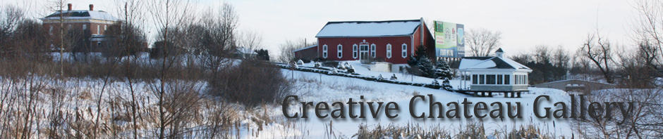 banner 2015 - Creative Chateau Gallery -Winter