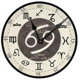 Cancer Birthday Clock