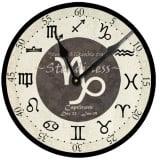 Capricorn Birthday Clock