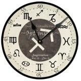 Saggitarius Birthday Clock