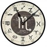 Scorpio Birthday Clock