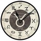Taurus Birthday Clock