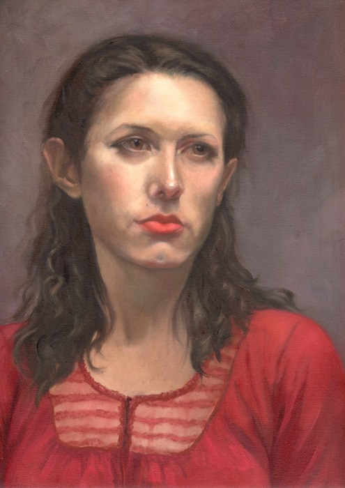Portrait Paintings, Oil Portrait Painting