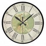 Vintage Angel Postcard Clock