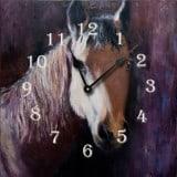 Horse Clock- Designer Clocks