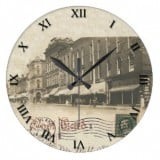 Ohio Postcard Clocks -Ashland Ohio