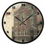 Ohio Postcard Clocks -Ashland Ohio YMCA