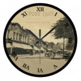 Ohio Postcard Clocks - Berea Ohio