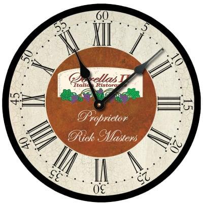 Custom - Sorella Clock