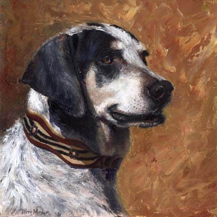 Animal Painting, Dog Painting