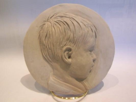 Bas Relief Sculpture by Ohio Artist Terri Meyer