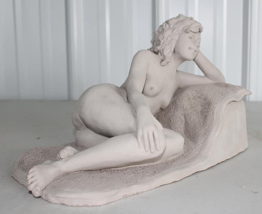figurative sculptures by Ohio Artist Terri Meyer