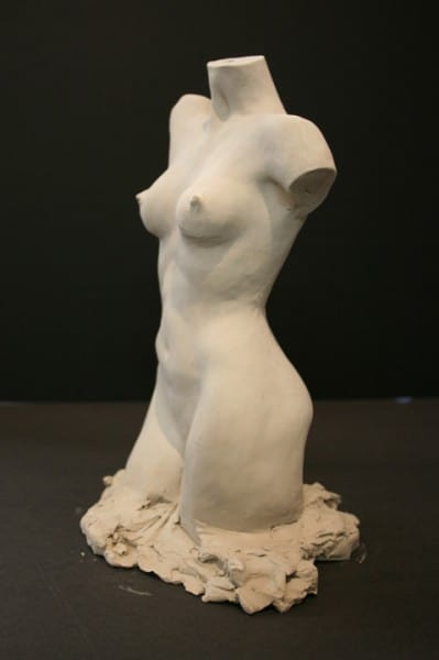 Female Torso Sculpture