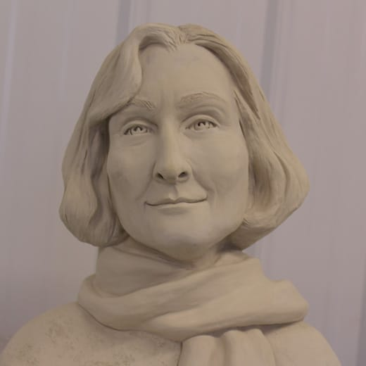 Bust Sculpture, Portrait Sculpture